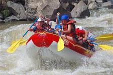 rafting in the taos box